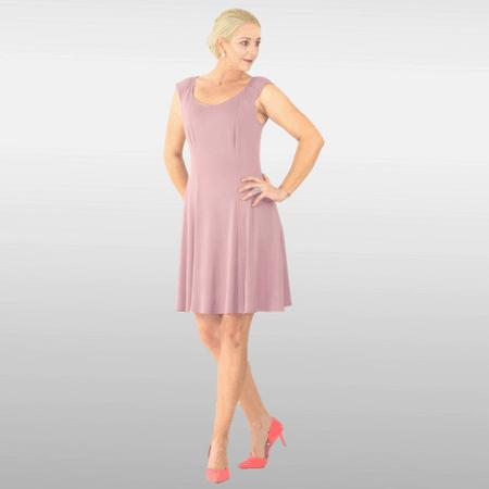 Jennifer Flair Kleid Ebook Größe 34-48 - TINAlisa