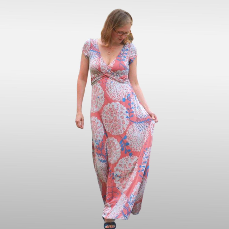 kelly kleid ebook größe 32-52 - tinalisa
